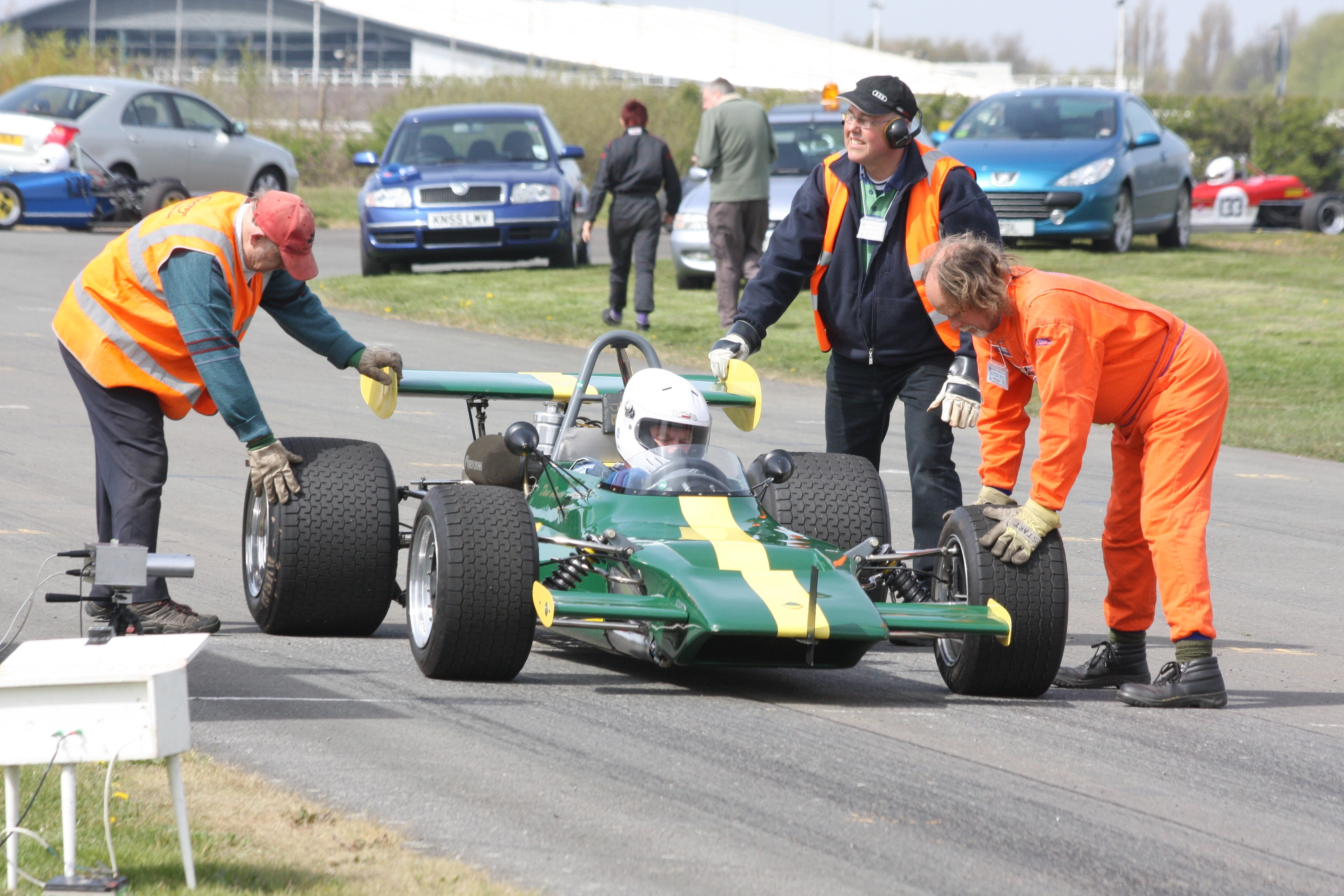 Aintree Sprints :: Liverpool Motor Club