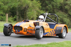 Mark Purdham, lifts a wheel 13th June 2015